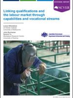 Linking quals report cover